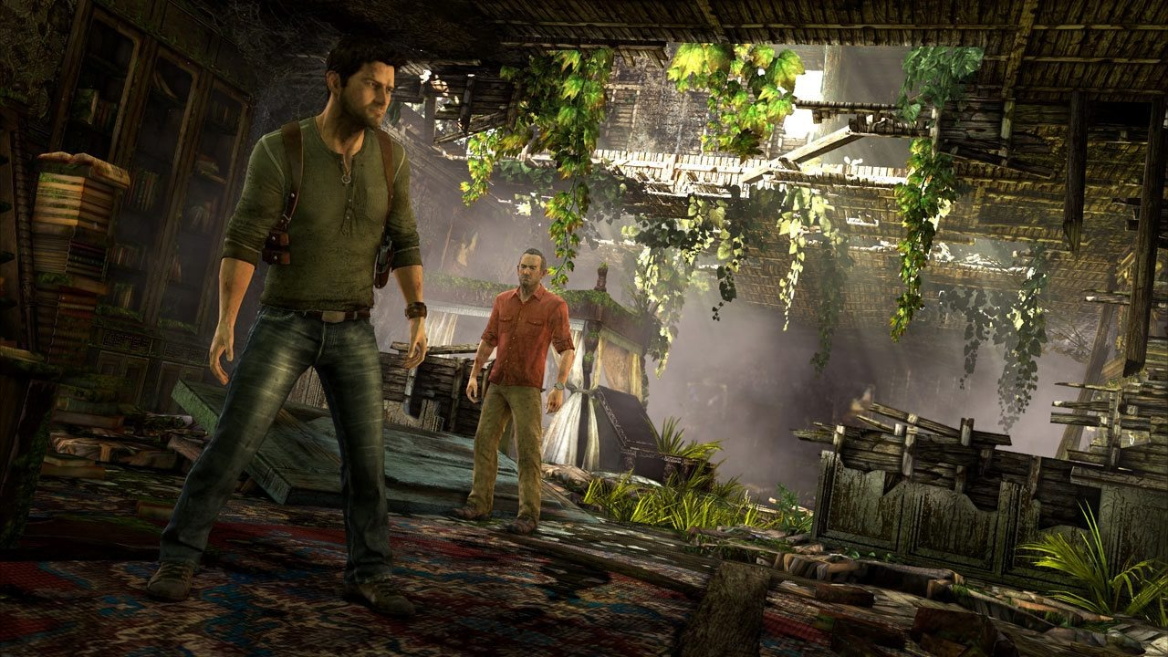 Uncharted Drakes Fortune is a 2007 actionadventure video game developed by Naughty Dog and published by Sony Computer Entertainment for PlayStation 3