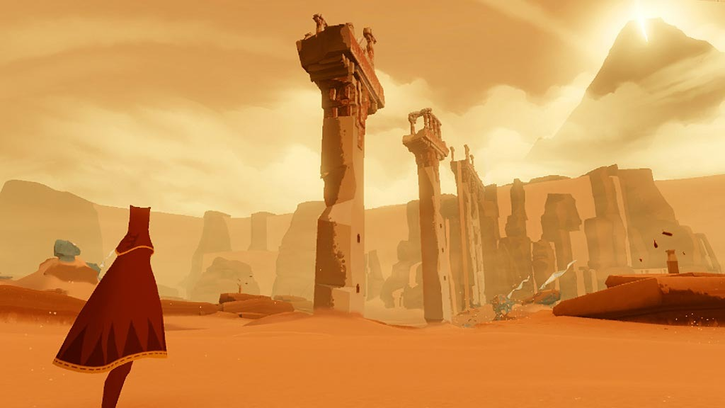 Journey — долгая прогулка / Игры