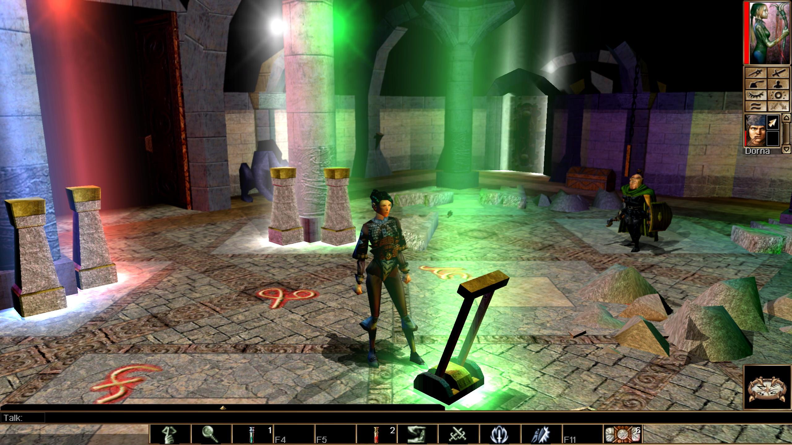 Игра в которой герой попадает в прошлое с мощным оружием из будущего