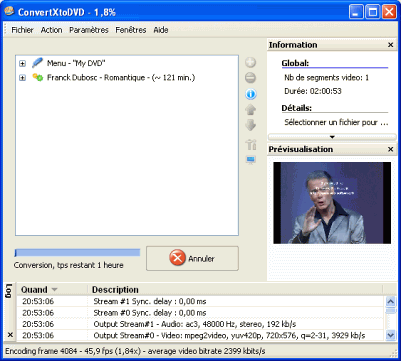Создание и запись dvd программа