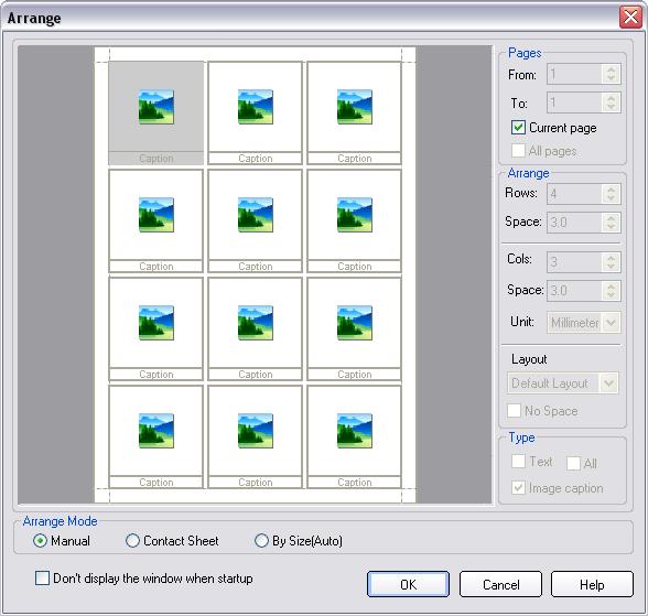 Програмку для сканирования по несколько листов