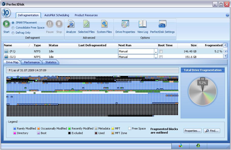 Дефрагментатор на русском диска на windows 10