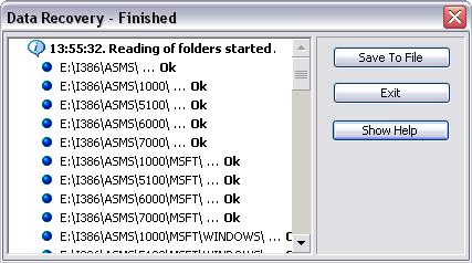 Cd программа восстановления на данных