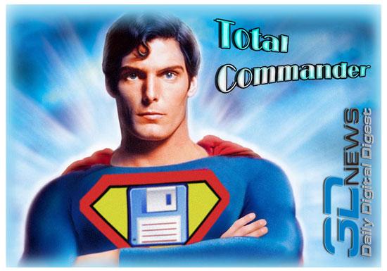 Установить програмку total commander
