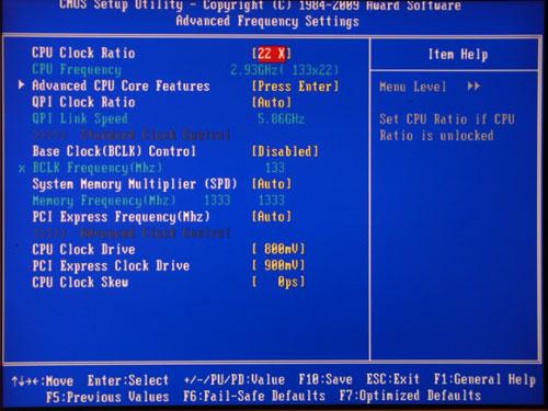 Материнская плата Gigabyte H55M-UD2H на чипсете Intel H55