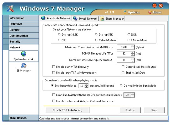 windows7manager