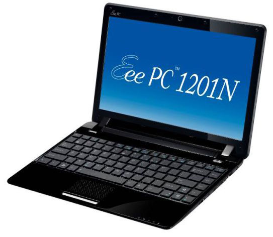 ASUS EEE PC 1201HAB DRIVERS FOR MAC