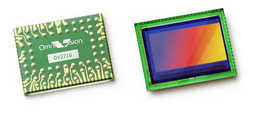 Компания OmniVision выпускает миниатюрный Full-HD сенсор с разрешением 1080p.