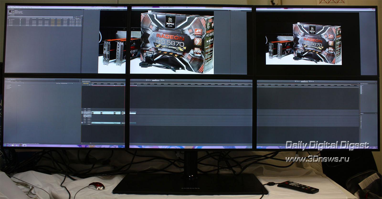 как развернуть изображение на весь экран монитора