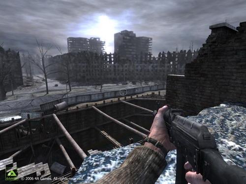 Игра Метро 2034 Скачать - фото 5