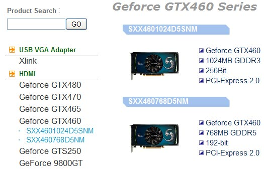 GeForce GTX 460 2048 Мб