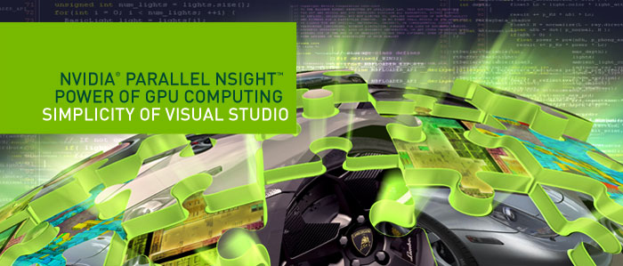 NVIDIA Parallel Nsight