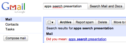 App Labs Search