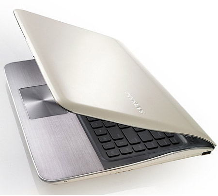 Samsung SF Notebook