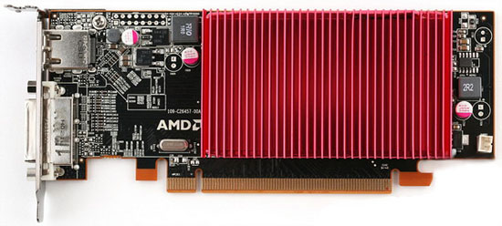 AMD Radeon HD 6300 Series