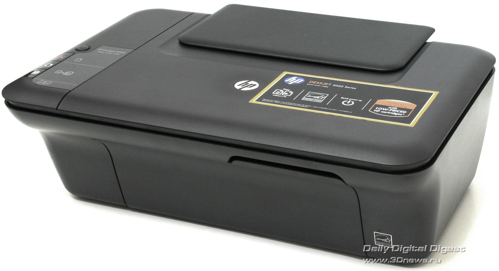 Скачать драйвер принтер hp deskjet 2050a