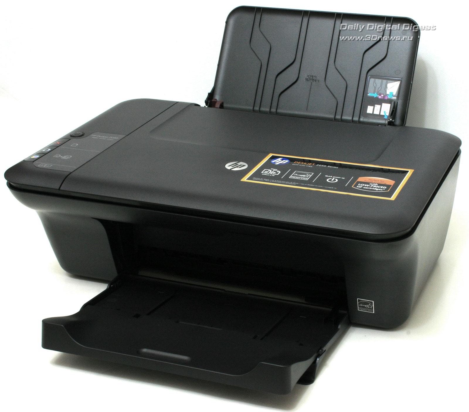 Инструкцию для принтера hp deskjet 2050