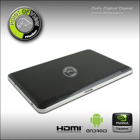 Point of View Mobii TEGRA Tablet 10,2""