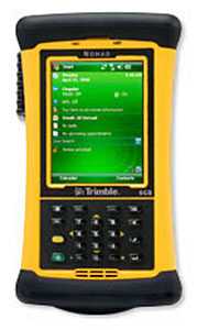 Trimble Nomad 900