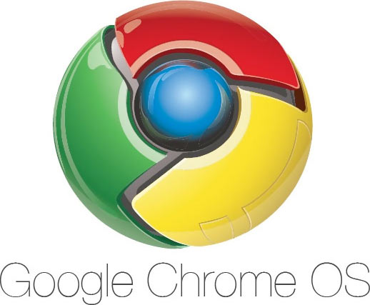 Логотип Google Chrome OS