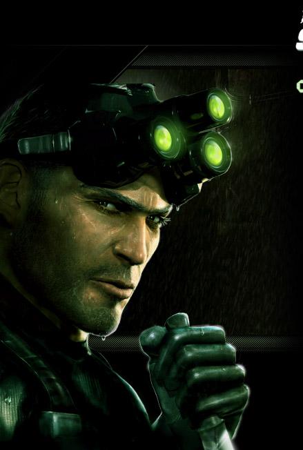 Splinter Cell Odsúdenie dohazování