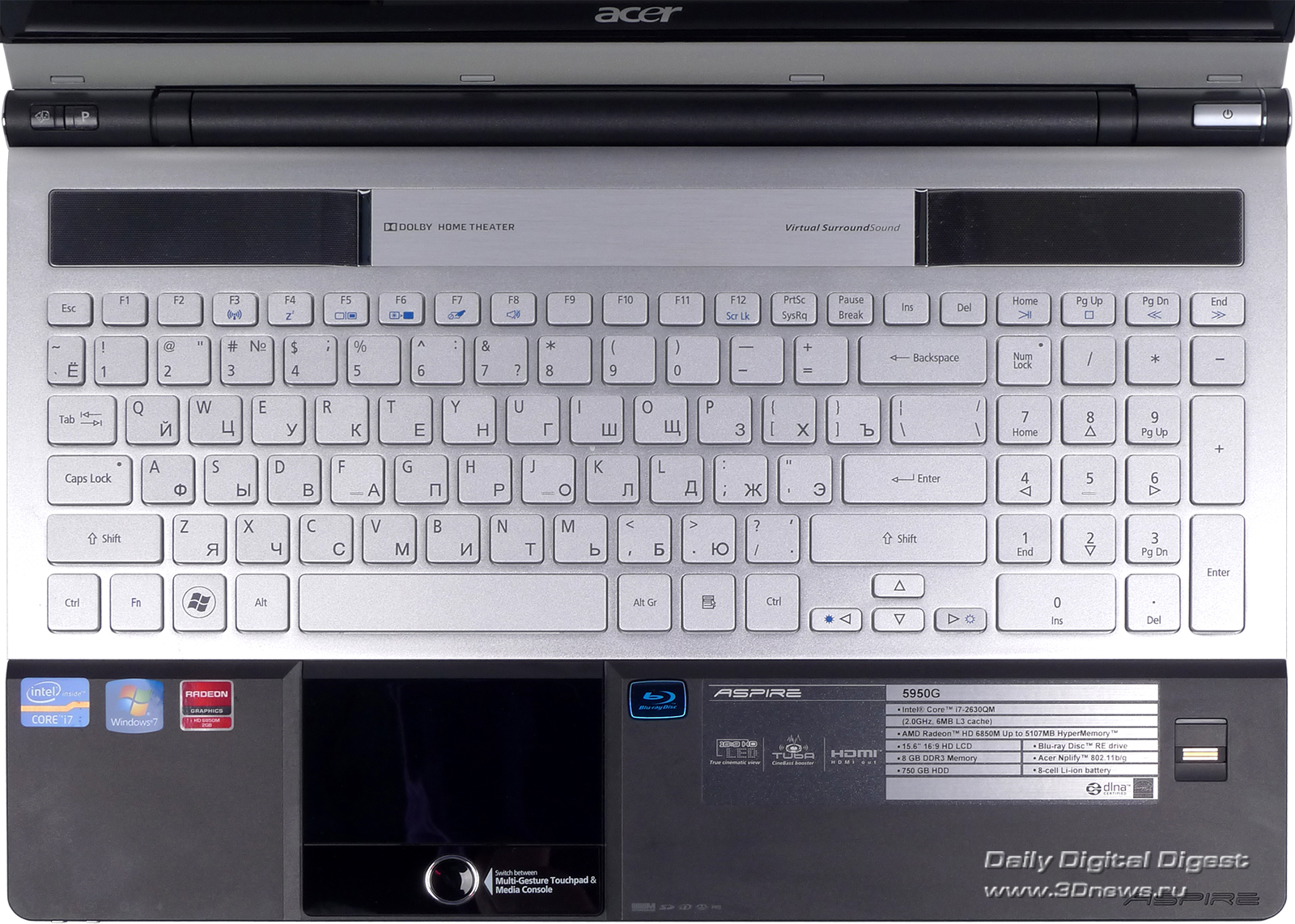 ACER ASPIRE 5943G AMD GRAPHICS DRIVER FOR WINDOWS MAC