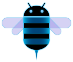 Логотип Android 3.0 Honeycomb