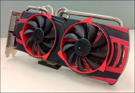 PowerColor Vortex PCS++ Radeon HD 6950
