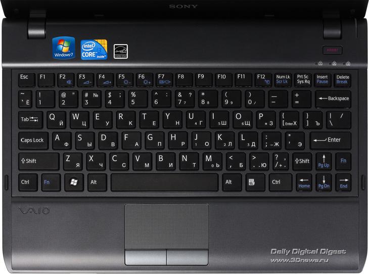 Картинка клавиатуры ноутбука