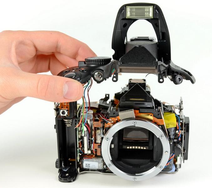 Как чистить внутренности зеркального фотоаппарата
