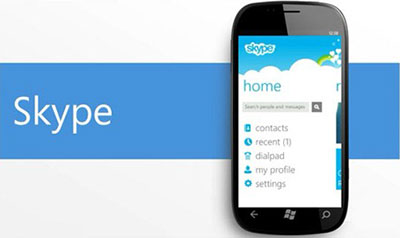 Skype для Windows Phone 7