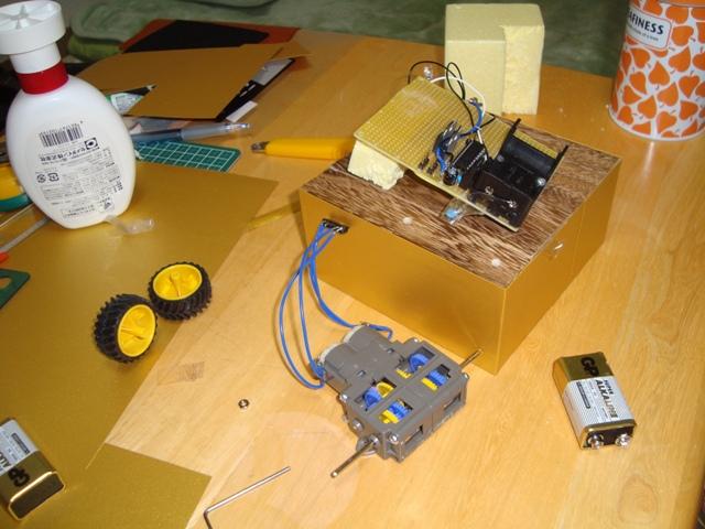 Как сделать робота в домашних условиях инструкция