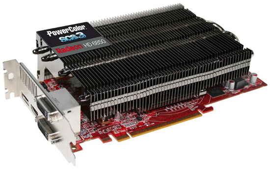 PowerColor SCS3 Radeon HD 6850 1GB GDDR5 (Dirt 3 Edition)