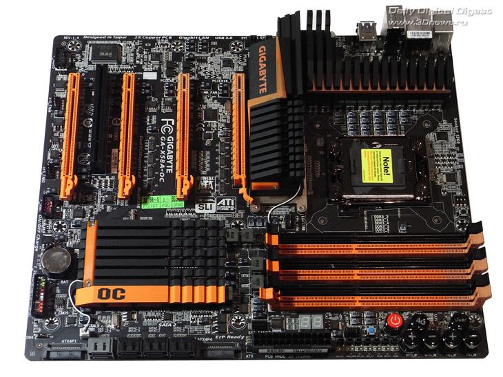 Gigabyte GA-X58A-OC Marvell Storage Treiber Herunterladen