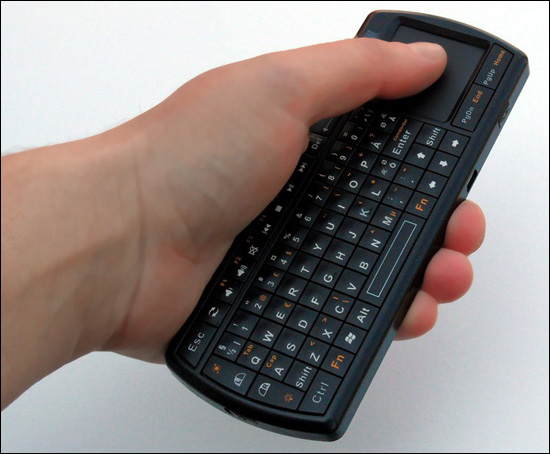 Chill Innovation KB-1BT Bluetooth Micro Keyboard