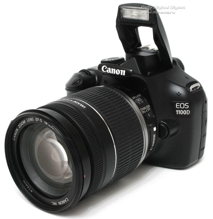 Canon ds126291 характеристики