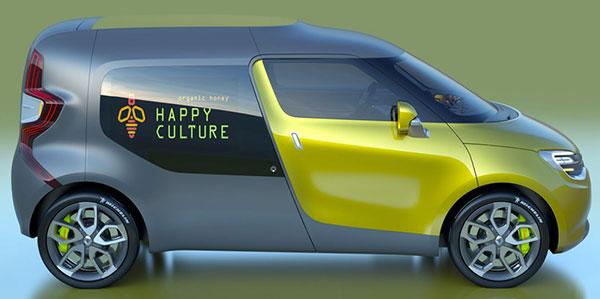 frendzy concept 2011 renault отзывы комментарии