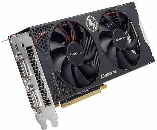 SPARKLE New Calibre Series Graphics Card