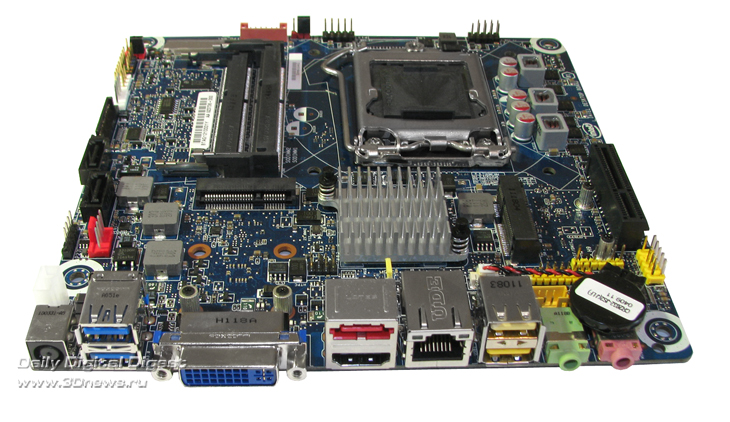 Intel DH61AGL Desktop Board Iflash Descargar Controlador