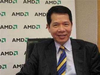 Дэвид Танг, старший вице-президент AMD и президент AMD Greater China