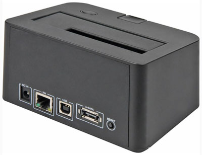 SHARKOON SATA QuickPort Pro LAN (Giga)
