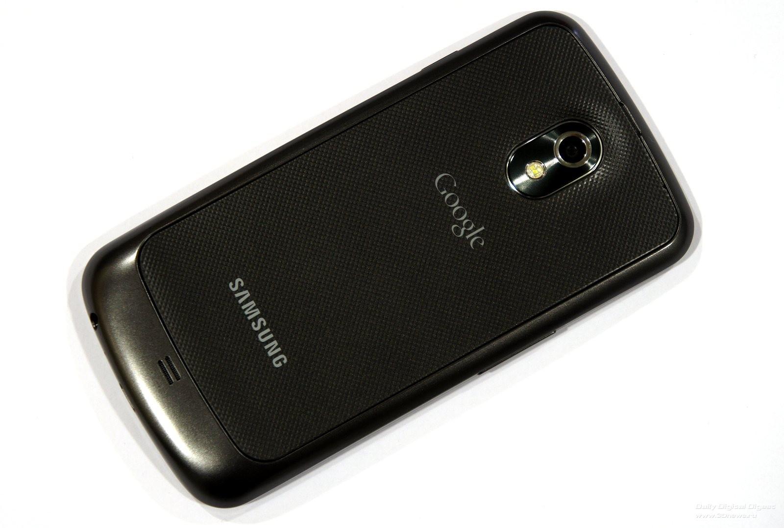 Samsung Galaxy Nexus и Google Android 4.0: первый взгляд и ...