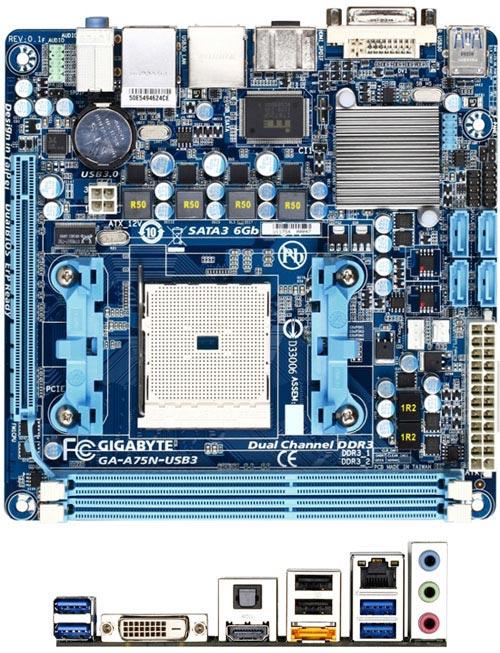 Gigabyte GA-A75N-USB3 AMD RAID Driver Download