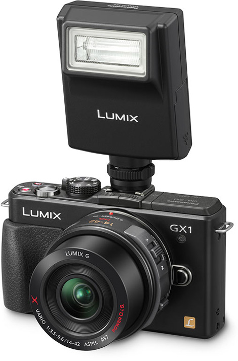 Panasonic Lumix DMC-GX1
