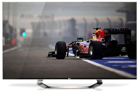 Телевизор LG Cinema 3D TV с подсветкой Nano Full LED