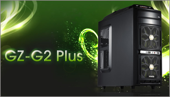 GIGABYTE GZ-G2 Plus