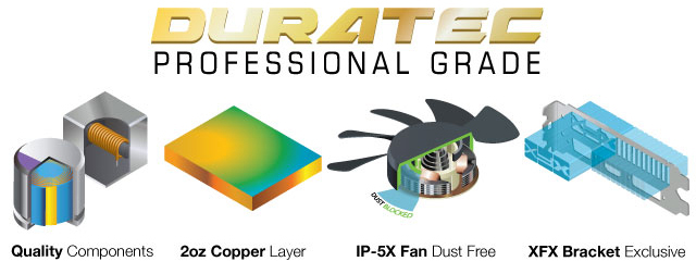 XFX Duratec Technology