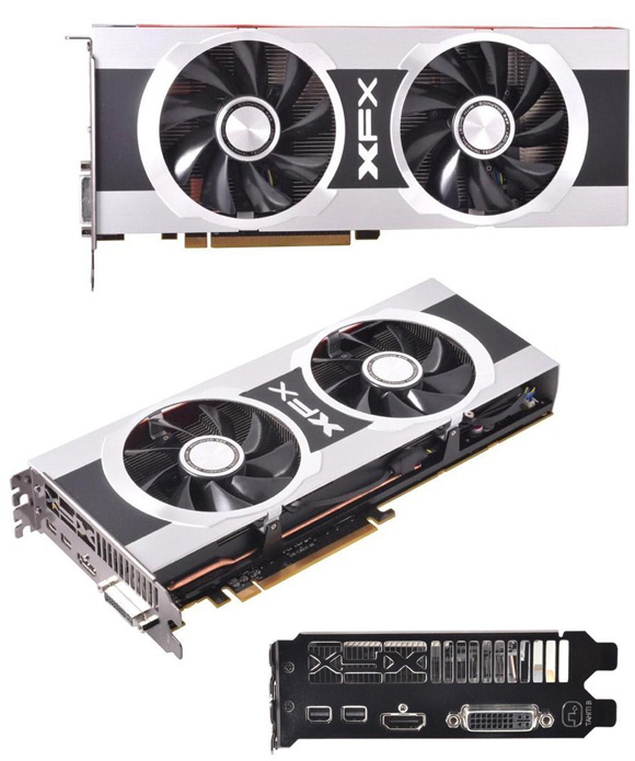 XFX R7970 Double Dissipation Black Edition