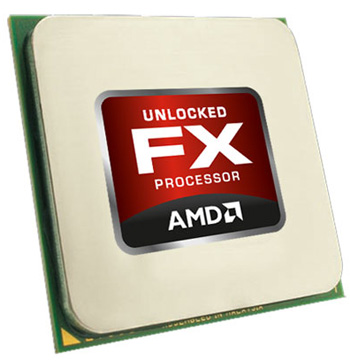 AMD FX Series CPU