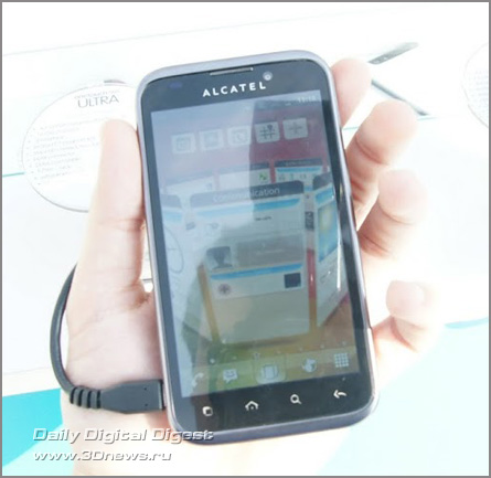 Alcatel one touch 995 ULTRA